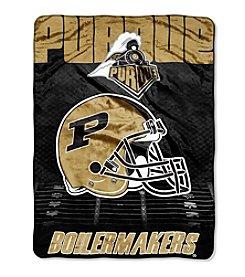 Northwest Company NCAA® Purdue Boilermakers Overtime Micro Fleece Throw