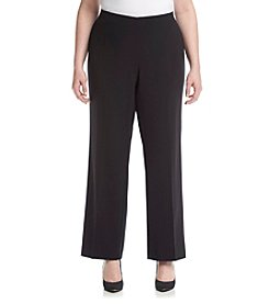 Studio Works® Plus Size Side Zip Pants