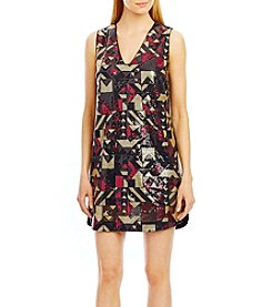 Nicole Miller New York® Shift Sequin Dress