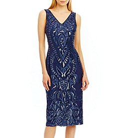 Nicole Miller New York® Sequin Fit Dress