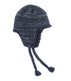 MUK LUKS Men's Marled Helmet