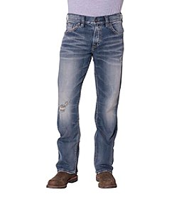Silver Jeans Co. Men's Gordie Loose Fit Straight Jeans