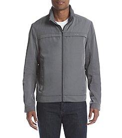 Calvin Klein Men's Poly Twill Jacket