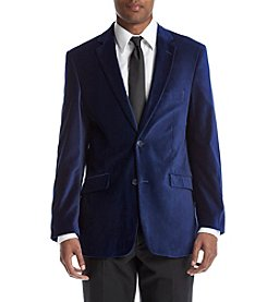 Adolfo Men's Velvet Sport Coat