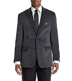 Adolfo Men's Charcoal Frosted Sport Coat