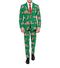 OppoSuits Men's Happy Holidude Suit
