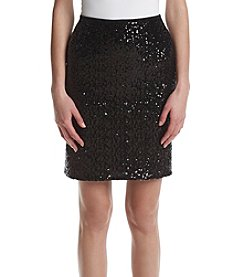 Kensie® Sequin Skirt