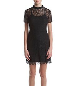 Kensie® Dainty Lace Dress
