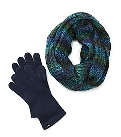 Echo® Space Dyed Neckwarmer With Gloves