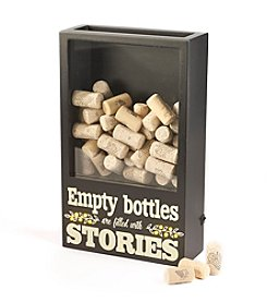 Boston Warehouse LED Wine Cork Holder