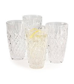 Mikasa® Set of 4 Highball Glasses