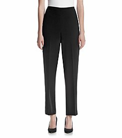 Alfred Dunner® Proportioned Medium Pants