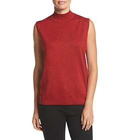 Alfred Dunner® Shell Sweater