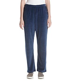 Alfred Dunner® Adirondack Trail Proportioned Medium Pants