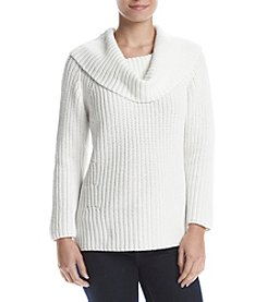 Chelsea & Theodore® Off Shoulder Pullover