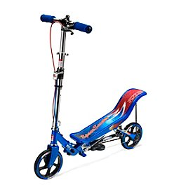Space Scooter Blue Scooter