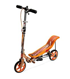 Space Scooter Orange Scooter