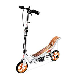 Space Scooter White Scooter