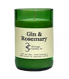 Chicago Candle Co. Gin And Rosemary Candle
