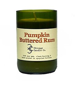 Chicago Candle Co. Pumpkin Buttered Rum Candle