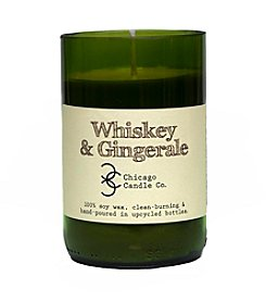 Chicago Candle Co. Whiskey And Ginger Ale Candle