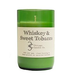 Chicago Candle Co. Whiskey And Sweet Tabacco Candle