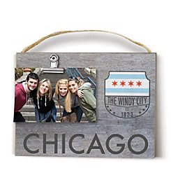 Kindred Hearts Chicago Flag Clip It Frame