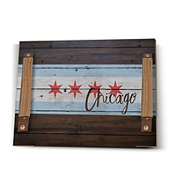 Kindred Hearts Chicago Flag Tray