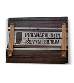 Kindred Hearts Indianapolis Coordinates Tray