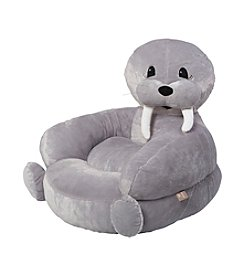 Trend Lab Children's Plush Walrus Character Chair