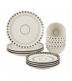 Rachael Ray® Circle And Dots 12-pc. Set