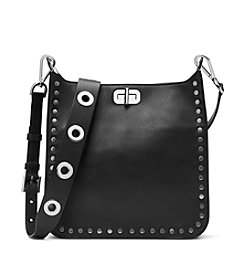 MICHAEL Michael Kors® Sullivan Studded Medium Messenger Bag