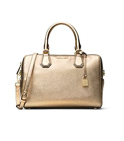MICHAEL Michael Kors® Mercer Medium Leather Duffle