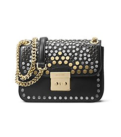 MICHAEL Michael Kors® Studded Sloan Editor Medium Chain Shoulder Bag