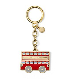 MICHAEL Michael Kors Double Decker Red Bus Key Fob