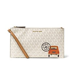 MICHAEL Michael Kors® Drive Away Large Zip Clutch