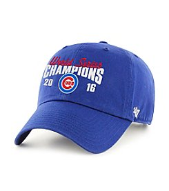 47 Brand® MLB® Chicago Cubs Men's World Series Champions Clean Up Hat