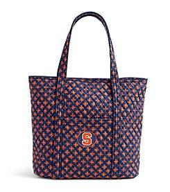 Vera Bradley® NCAA® Syracuse Orange Tote