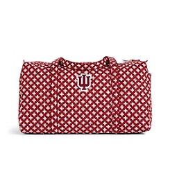 Vera Bradley® NCAA® Indiana Hoosiers Large Duffel Bag