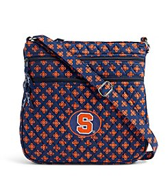 Vera Bradley® NCAA® Syracuse Orange Triple Zip Hipster