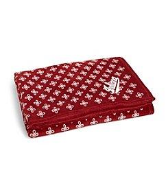Vera Bradley® NCAA® Indiana Hoosiers XL Throw Blanket