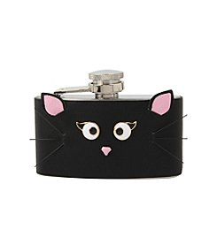 Betsey Johnson® Cat Flask