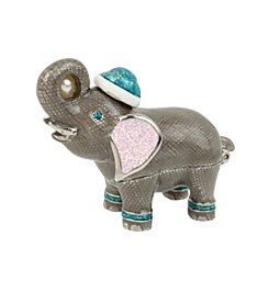 Betsey Johnson® Elephant Keepsake Box