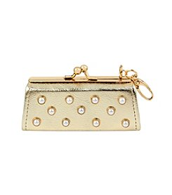 Betsey Johnson® Pearl Purse Waste Bag Holder