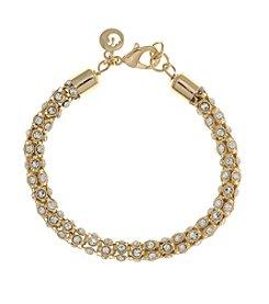 Gloria Vanderbilt™ Mesh Chain Bracelet