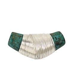 Robert Lee Morris Soho™ Wire Wrapped Patina Pendant Enhancer