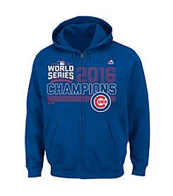 Majestic MLB® Chicago Cubs Men's Fierce Favorite Zip-Up Hoodie