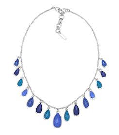 Nine West® Shaky Frontal Necklace