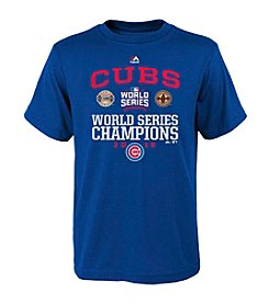 Majestic MLB® Chicago Cubs Kids' Headline News Tee
