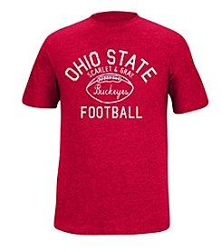 J. America® NCAA® Ohio State Buckeyes Men's Twisted Slub Jersey Tee